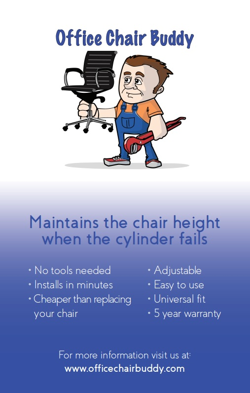 Office Chair Buddy - Infographic 1